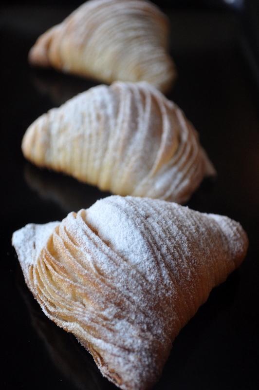 Sfogliatelle… an Italian tail, three ways | Crumbs of Love
