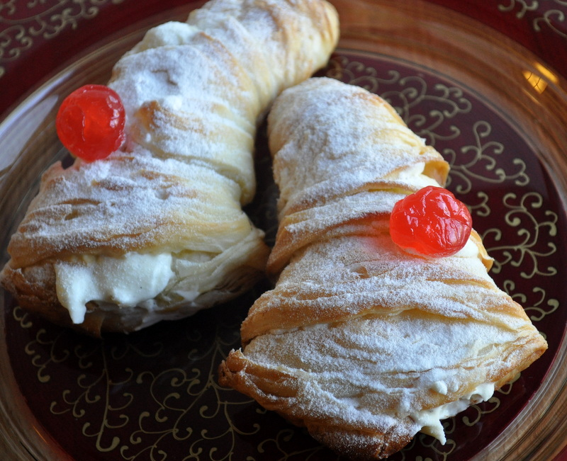 Lobster Tail Pastry Recipe Cake Boss
